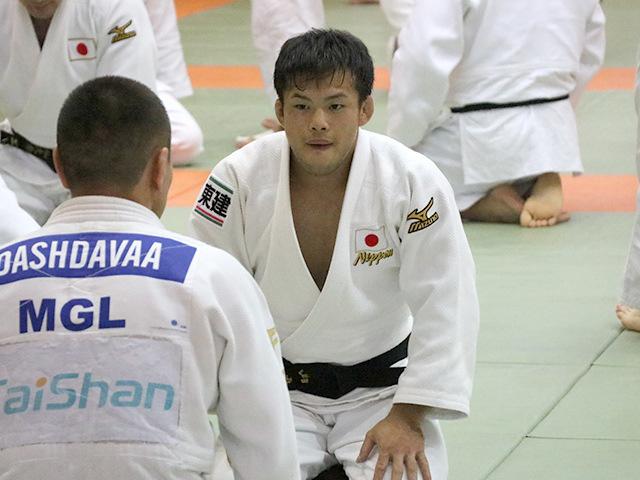 男子60kg級 永山竜樹選手(東海大学4年)�@