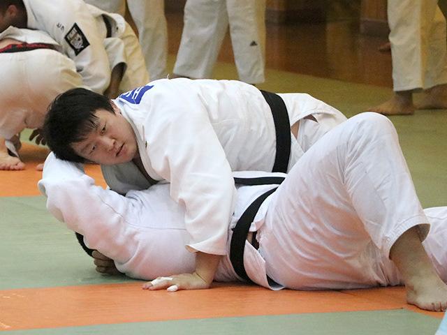 男子100kg超級 原沢久喜(無所属)�@