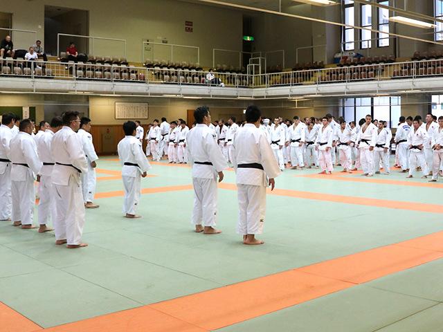 第3回全日本男子柔道強化合宿・懇親会開催