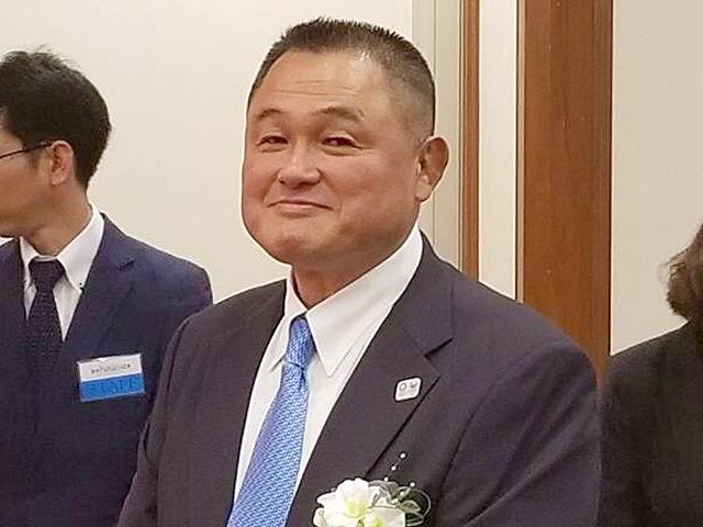 全日本柔道連盟会長・山下泰裕氏
