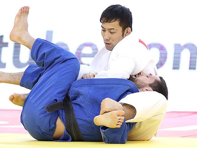 2018年バクー世界選手権 決勝戦 高藤直寿 vs R.MSHVIDOBADZE
