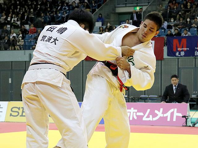 平成30年度講道館杯 決勝戦 ベイカー茉秋 vs 田嶋剛希