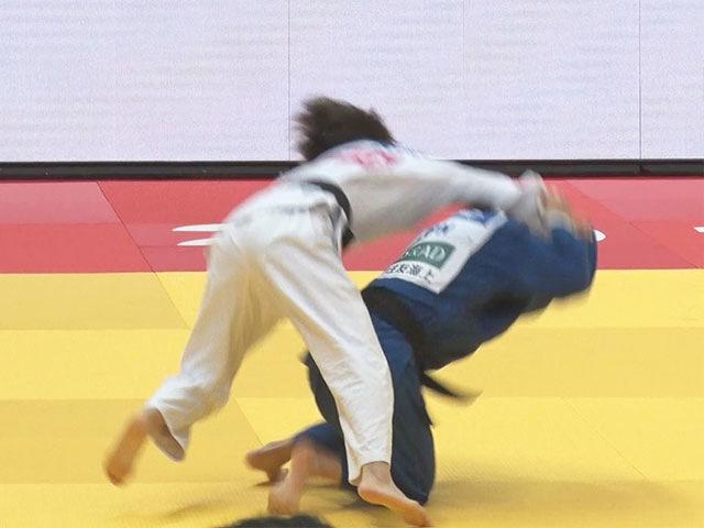 自衛隊体育学校・内尾真子