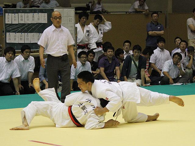 北海道大学vs大阪大学�B