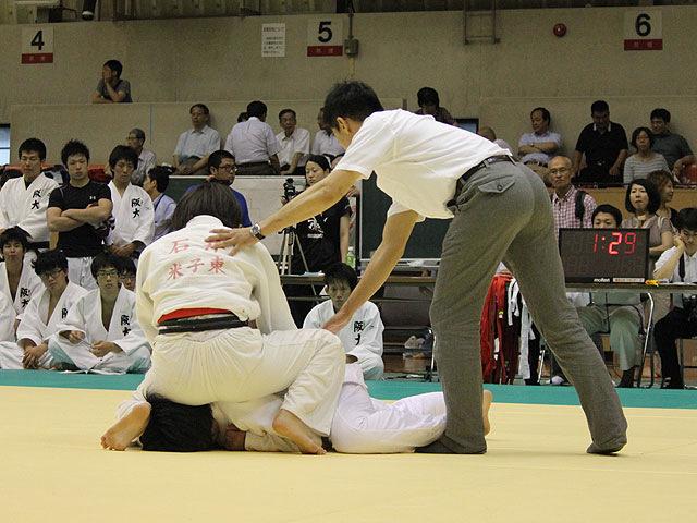 北海道大学vs大阪大学�D
