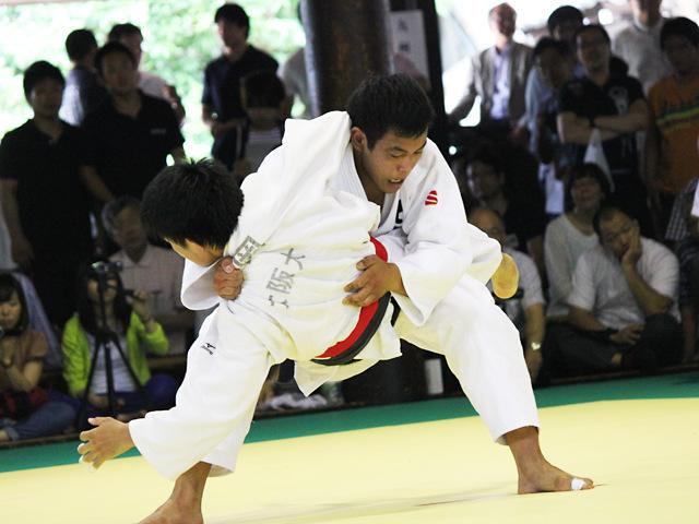 準決勝 大阪大学vs北海道大学�B