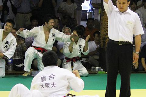準決勝 大阪大学vs北海道大学�G