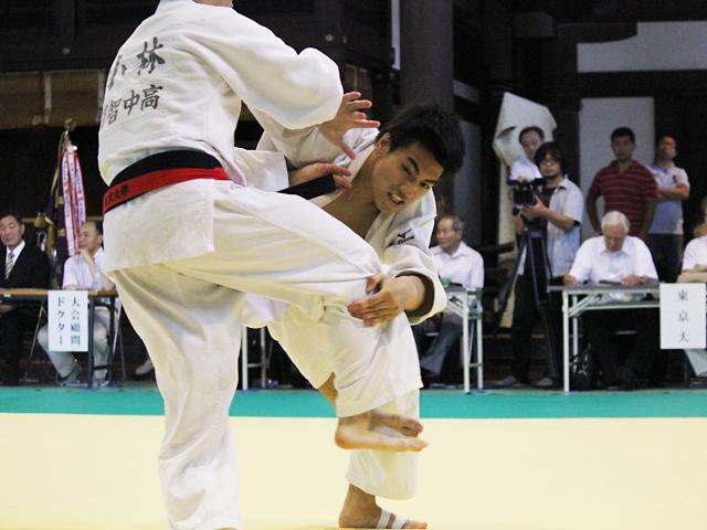 準決勝 東北大学vs東京大学�C