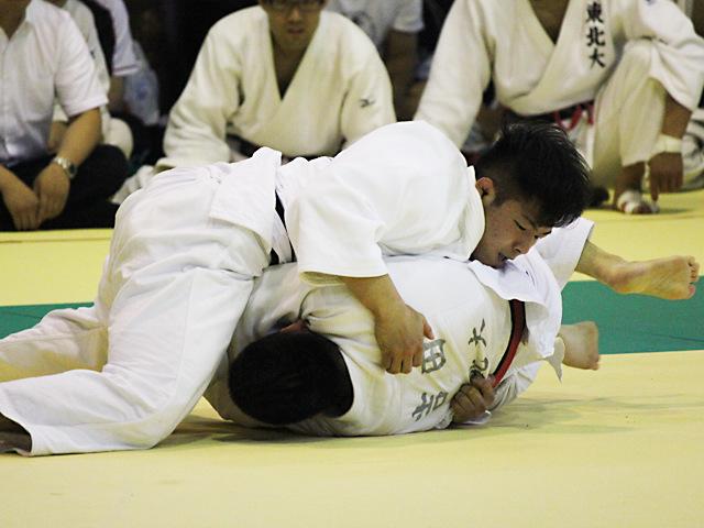 決勝 大阪大学vs東北大学�D