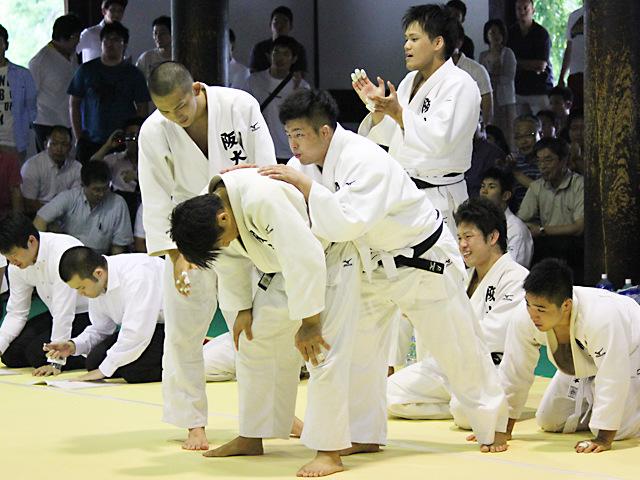 決勝 大阪大学vs東北大学�L