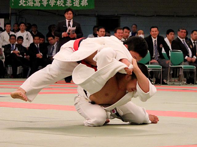 男子60kg級決勝 永山竜樹 vs 大島拓海�@