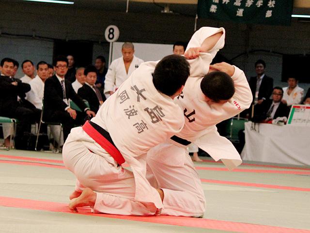 男子60kg級決勝 永山竜樹 vs 大島拓海�B