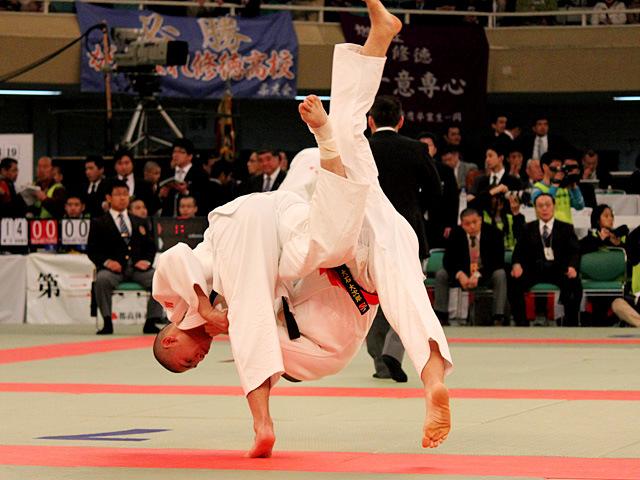 男子90kg級一回戦 大石大次郎 vs 小澤諒輔