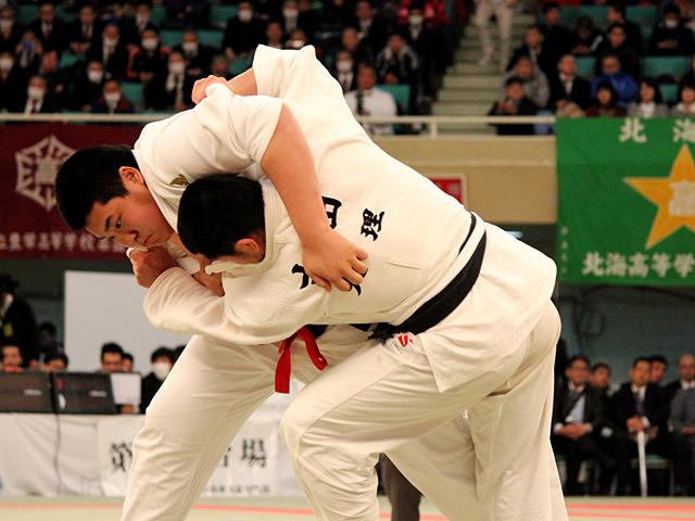 男子無差別級決勝 小川雄勢 vs 古田伸悟