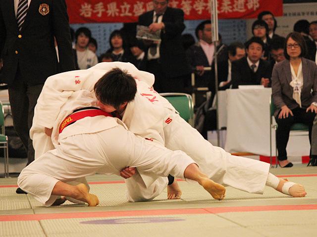 女子70kg級四回戦 中江美裕 vs 杉山歌嶺
