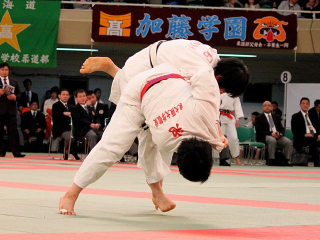 女子70kg級決勝 池絵梨菜 vs 畠石香花�@