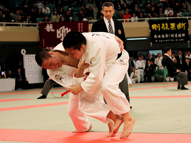 男子60kg級2回戦_茂木才跡vs小池隆幾
