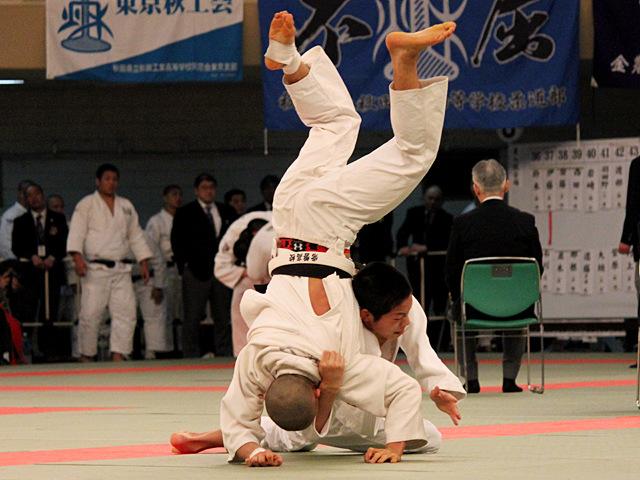 男子60kg級4回戦_古賀玄暉vs平沼大和�@