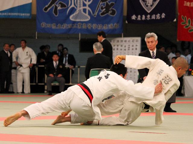 男子60kg級4回戦_古賀玄暉vs平沼大和�A