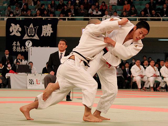男子60kg級決勝_古賀玄暉vs菅原大斗�A