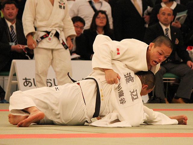 男子73kg級3回戦_内村光暉vs渡辺大地�A