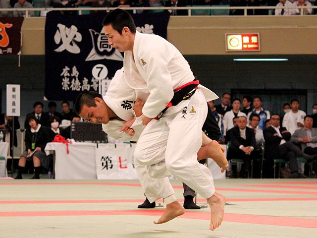 男子73kg級決勝_立川新vs古賀颯人�@