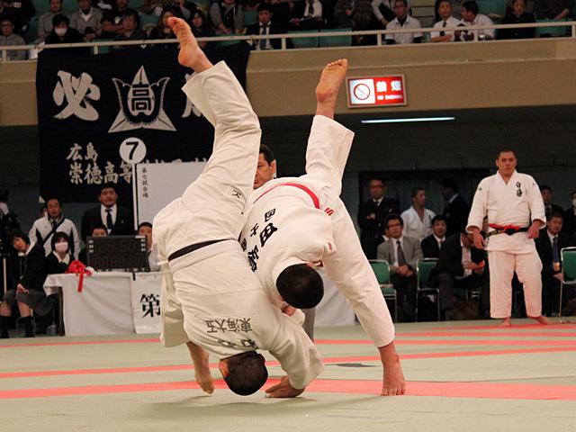 男子90kg決勝_田嶋剛希vs田中英二朗�@