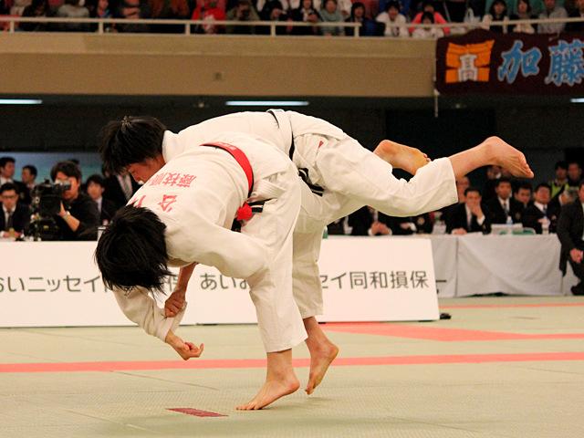 女子57kg級決勝_谷川美歩vs舟久保遥香�@
