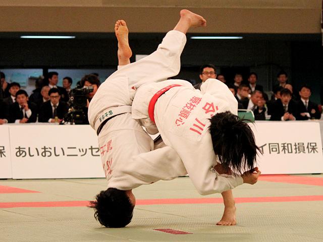 女子57kg級決勝_谷川美歩vs舟久保遥香�A