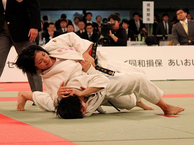 女子57kg級決勝_谷川美歩vs舟久保遥香�B