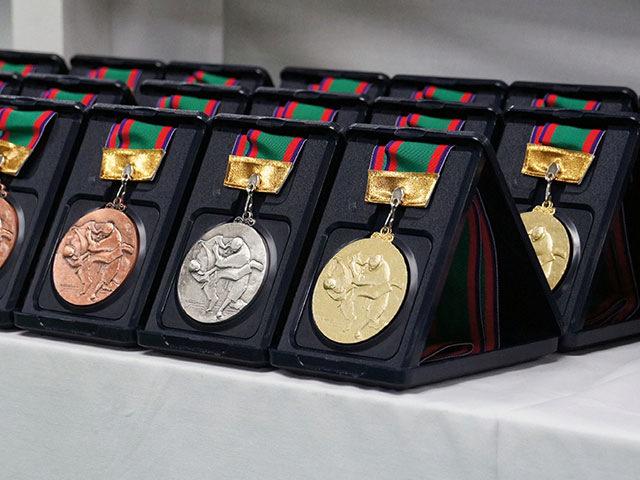 個人入賞メダル