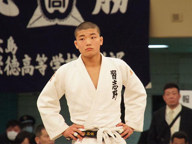 男子60kg級決勝 市川龍之介vs古賀玄暉�@