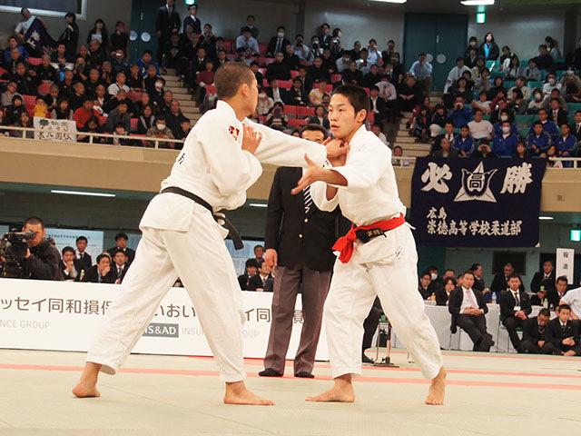 男子60kg級決勝 市川龍之介vs古賀玄暉�A