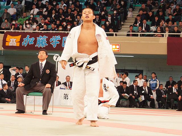 男子66kg級決勝 西村優太vs東亮輝�C