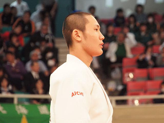 男子73kg級決勝 渡邊神威vs朝比奈龍希�@