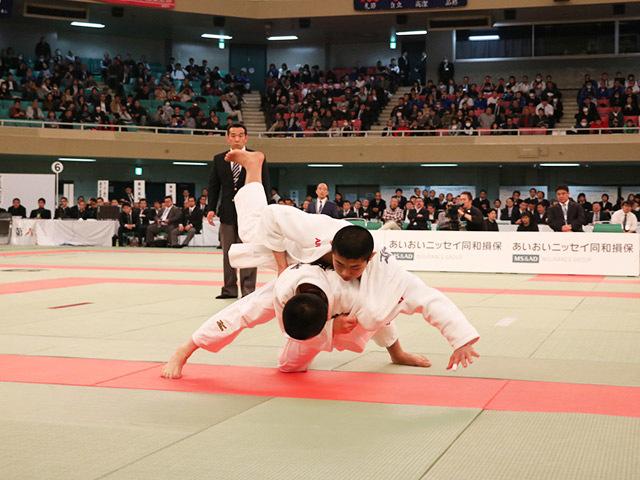 66kg級 西願寺哲平 vs 片山航希
