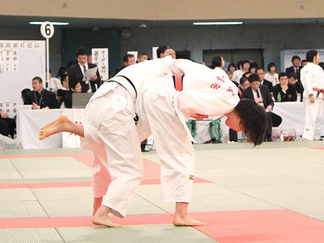 63kg級 結城彩乃 vs 守友あみ
