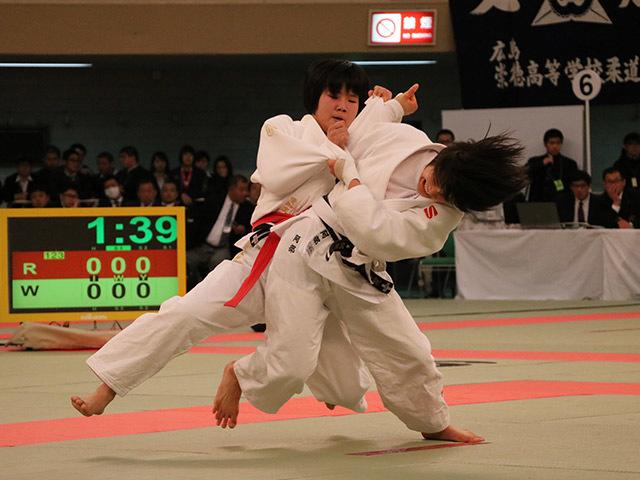 夙川学院高校 vs 大成高校�@