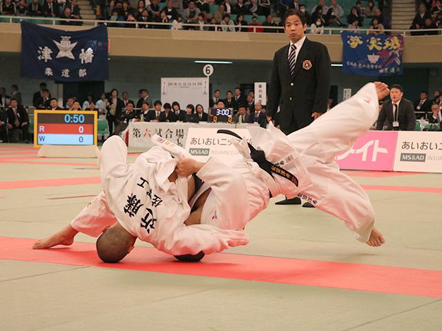 60kg級 近藤隼斗 vs 松田淳希