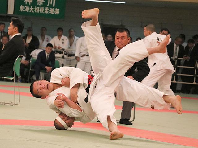66kg級 西願寺哲平 vs 小野澤暢大