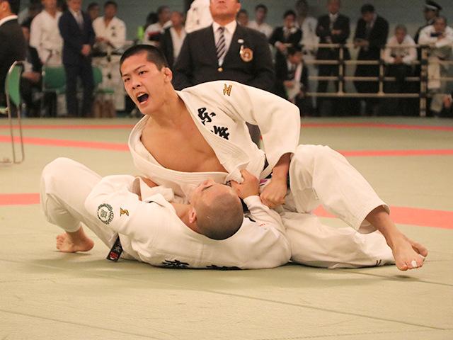 73kg級 齋藤秀太 vs 内村秀資