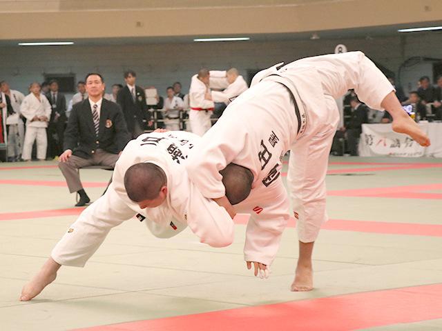 無差別級 瀬戸裕貴 vs 岡田優太朗