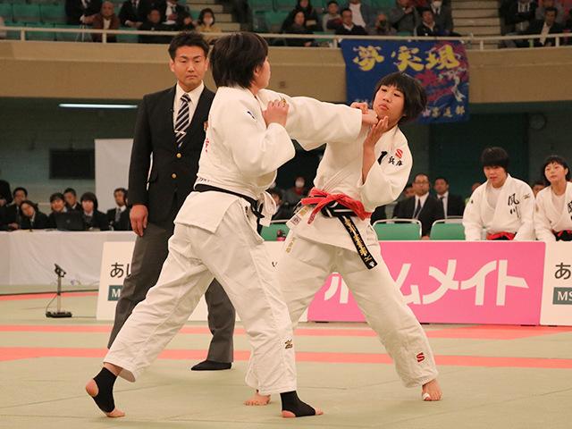 夙川学院高校 vs 帝京高校�@