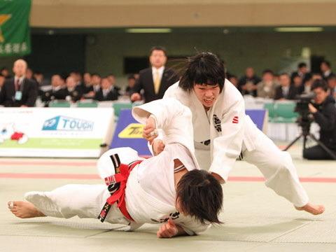 全国高等学校柔道選手権大会ブロ...
