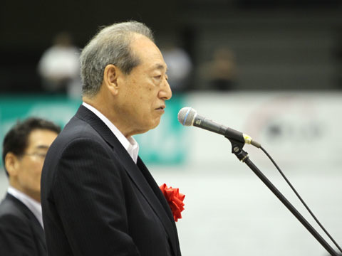 大会会長挨拶 藤田弘明氏