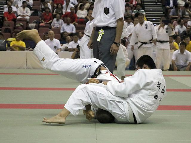 男子4回戦 日体大荏原高校vs田村高校