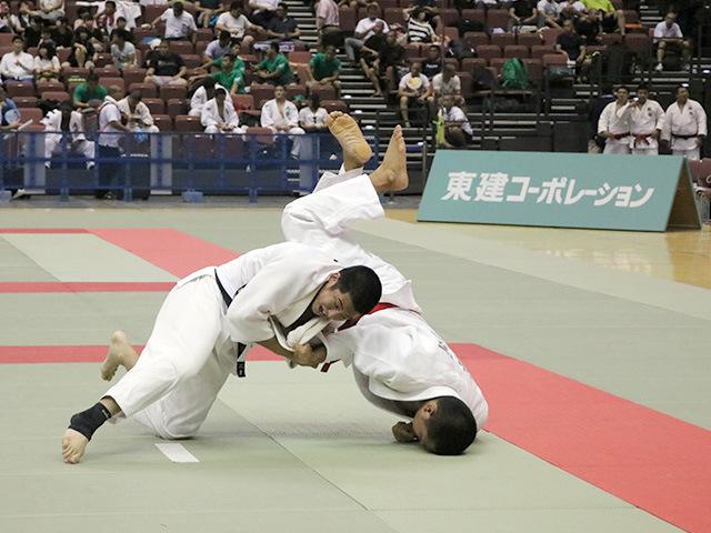 男子5回戦 崇徳高校vs西日本短期大学付属高校