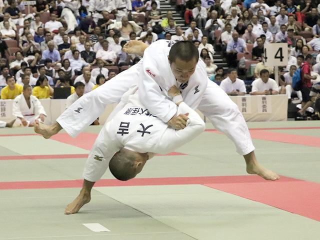 男子準々決勝戦 日体大荏原高校vs大成高校