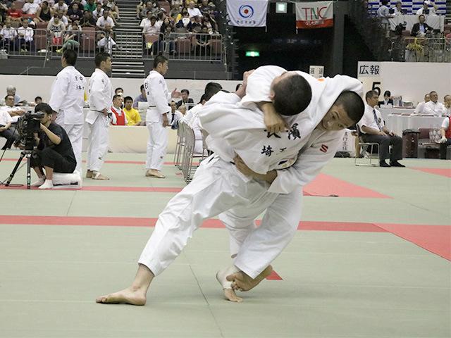 男子準決勝戦 国士舘高校vs埼玉栄高校�B