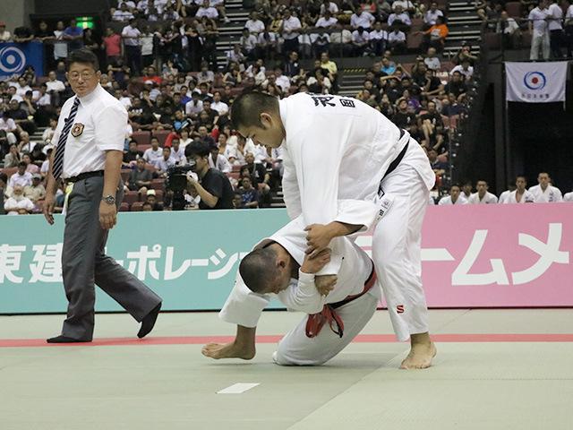 男子決勝戦 国士舘高校vs日体大荏原高校�C